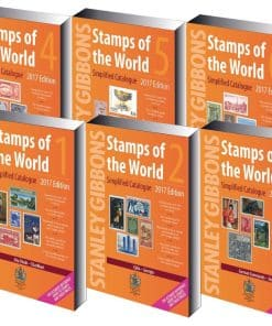 Stanley Gibbons Catalogues