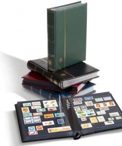Stockbooks and Stockcards