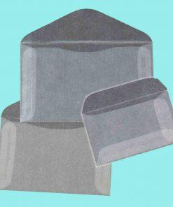 Glassine envelopes and bags