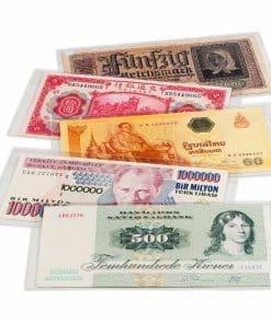 BASIC banknote sleeves