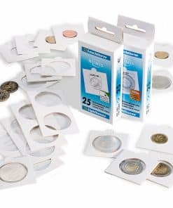 Coin Capsules, 2x2 Coin holders and other accessories