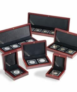 VOLTERRA coin Etuis for square coin capsules
